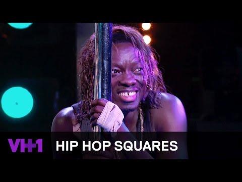 Blac Chyna's Stripper Name & Michael Blackson's Pole Dancing Skills   Hip Hop Squares