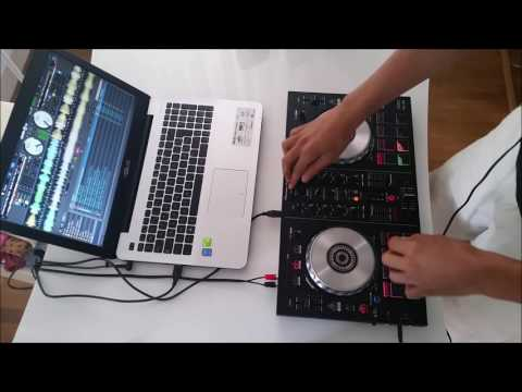 Pioneer DDJ-SB2 – Mix#1 Electro/House/EDM [Beginner]