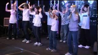 NCofJC Танцуют наши дети День рождения Церкви!!!!!