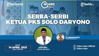 NGASO: Serba-serbi Ketua PKS Solo Daryono