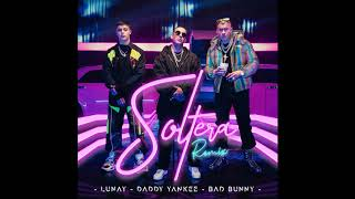 Soltera Remix Lunay Daddy Yankee Bad Bunny Audio 8D By Eight D Music