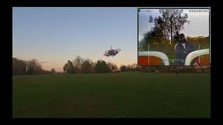 3rd Flight, plus FPV flying! - 4K