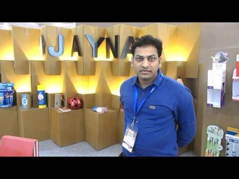 Jayna Packaging at In-sore Asia 2016