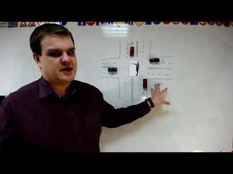 Лекция №5. Знаки приоритета и сигналы светофора