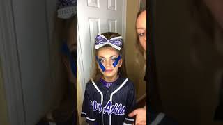 Allstar Cheer Makeup Smokey Eye