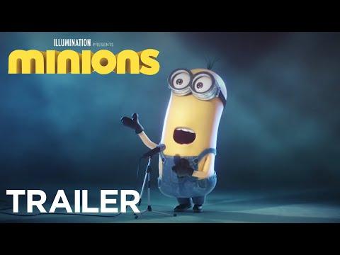 Minions - Blu-ray Trailer w/ 3 All-New Mini Movies (HD) - Illumination