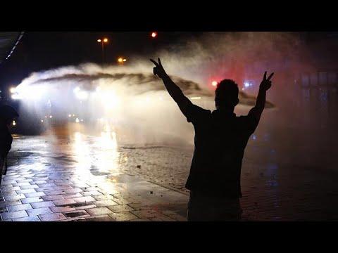G20: Νύχτα βίας στο Αμβούργο
