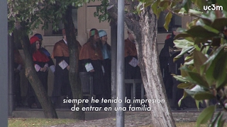 Pio Caroni y José Antonio Martín Pereda, doctores Honoris Causa por la UC3M