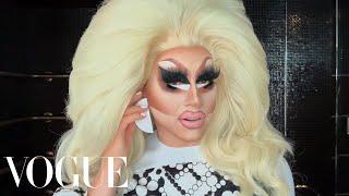 Trixie Mattel's 33-Step Beauty Transformation | Beauty Secrets | Vogue