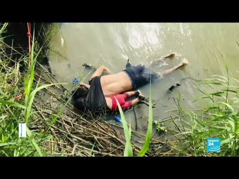 US migration crisis: tragic photo shows girl, father drowned in Rio Grande