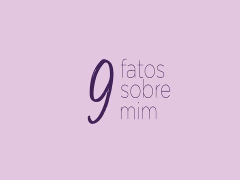 9 FATOS SOBRE MIM! - DR. KLEIDER VARGAS
