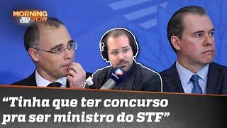 Paulo Mathias: O André Mendonça é 'terrivelmente Toffoli'