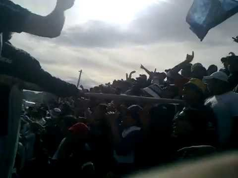 """LA BANDA AERONAUTA 14- Ya se escuchan los bombos en los barrios"" Barra: La Banda Aeronauta • Club: Jorge Newbery de Comodoro"
