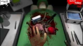 Surgeon Simulator Lets Play Maddyson
