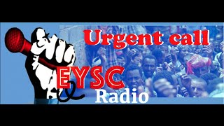 preview picture of video 'Radio EYSC April 12 Urgent call'