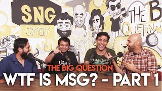 SnG: WTF is MSG? feat. José Covaco | The Big Question S2 Ep 08 Part 1