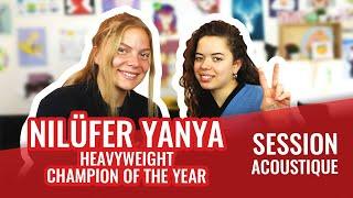 NILÜFER YANYA — Heavyweight Champion Of The Year