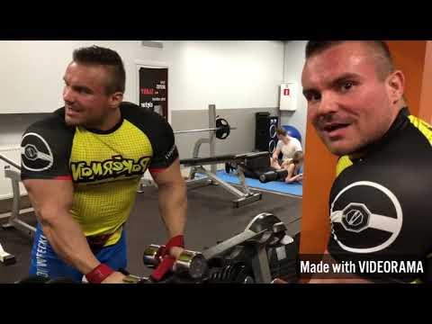 Wpływ na maści mięśniowych