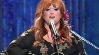 Wynonna - What the World Needs (LIVE)