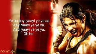Vishal Dadlani [ Ziddi Dil ] Full Lyrics Full Song - YouTube