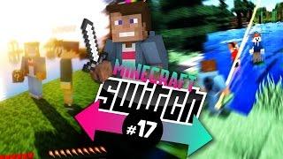 XXL FOLGE MIT NEUEM TEAMPARTNER | Minecraft SWITCH #17 | Dner