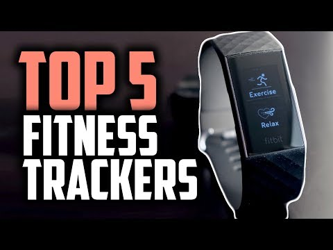 Best Fitness Trackers in 2019 | Monitor Your Health & Physical Activity