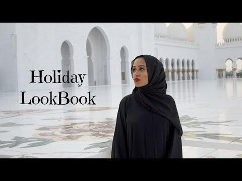 Holiday Lookbook with Modanisa