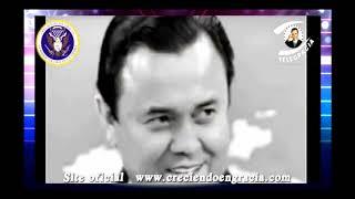 EL GRAN MAESTRO. Canta César Cortés