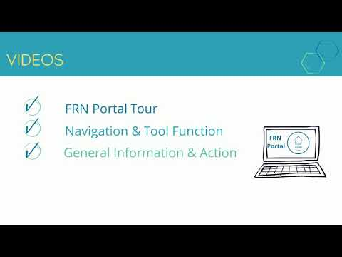 FRN Portal Tour