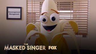 The Clues: Banana | Season 3 Ep. 5 | THE MASKED SINGER