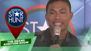 Star Hunt Online Exclusives: Michael Shares How His Troop Encouraged Him To Audition
