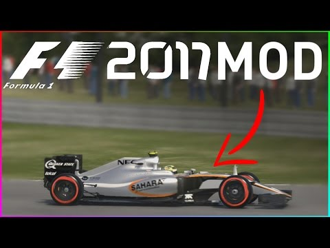 f1 2017 mod gameplay force india vjm10 showcase codemasters forums. Black Bedroom Furniture Sets. Home Design Ideas