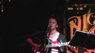 Angaleena Presley Drunk Manchester 2015