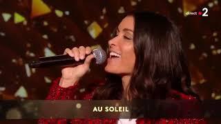 """Video thumbnail of """"Jenifer - """"Au soleil"""" (Téléthon)"""""""