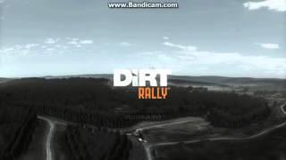 Запуск Dirt Rally