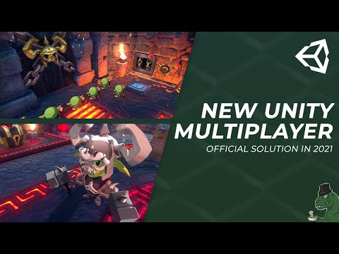 How To Make A Multiplayer Game In Unity 2021.1