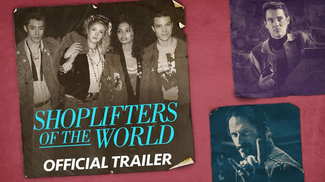 Trailer för Shoplifters of the World
