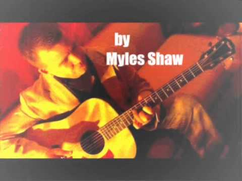 Get Steady lyric video by Myles Shaw 2013