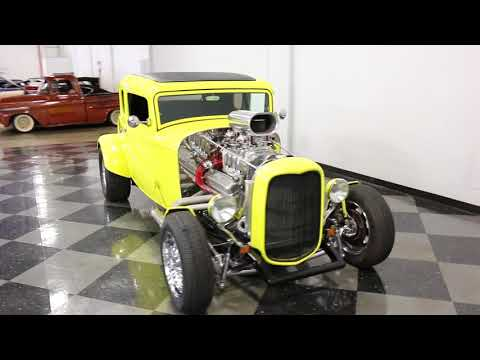 Video of '32 5-Window Coupe - LS57