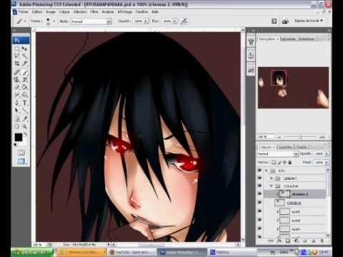 comment coloriser sous photoshop