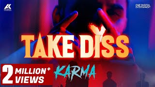 Girls Reaction On Take Diss Karma X Deep Kalsi