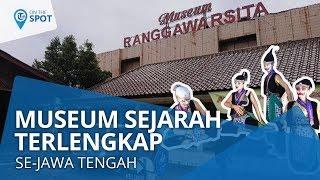 Wiki On The Spot - Berwisata sambil Belajar Sejarah di Museum Ranggawarsita Semarang Jawa Tengah