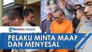 Viral Video Pria Cekik Polisi di Jalan, Pelaku Mohon Maaf dan Menyesal, 'Saya Khilaf'