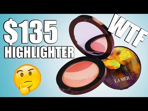 $135 HIGHLIGHTER ... WTF | First Impressions