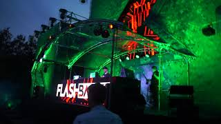 Intro Dr Rude vs Fenix @ Flashback Festival (2018)
