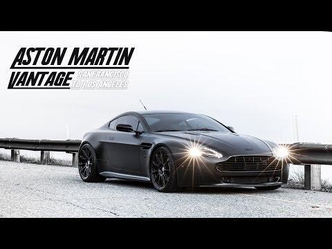 Aston Martin Vantage Video