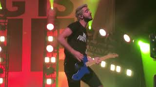 All Time Low - Damned If I Do Ya (Damned If I Don't) Live 8/16/18 CT