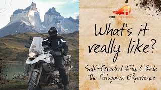 Self-Guided Fly & Ride The Patagonia Experience w/ RIDE Adventures | What's it really like?