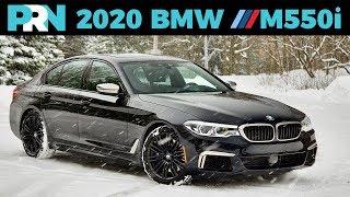 2020 BMW M550i xDrive Review