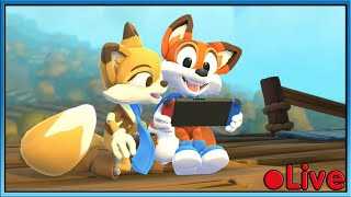 New Super Lucky's Tale - 🔴 Live